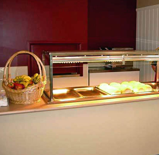 Image of a Servery