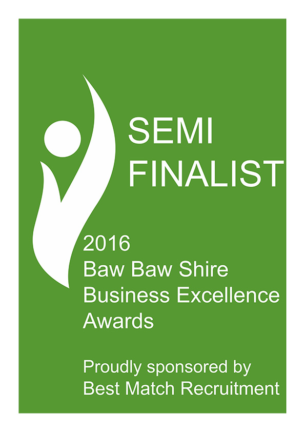 Semi Finalist Awards logo